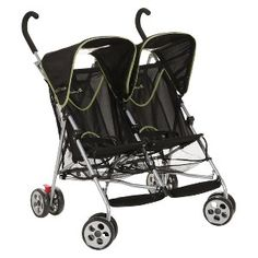 Safety 1st Double Umbrella Stroller - Deluxe