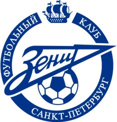 Petersburg football club Zenit is the only one club in Russia which has in its arsenal all champion cubs not only Soviet times games but as well as Russian. Top Soccer, Soccer Logo, Football Team Logos, World Football, Football Cards, Sports Logo, Football Soccer, Soccer Teams, Premier League Logo