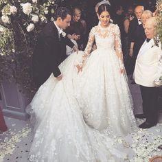 Casamento Celebridades | Noor Fares + Alexandre Al Khawam