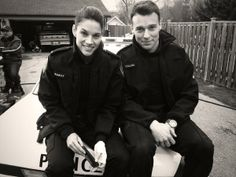 Rookie Blue cuties.