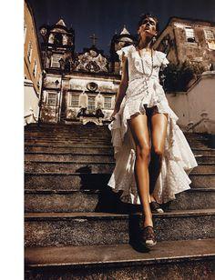 Alison Nix for Marie Claire Italia April 2012