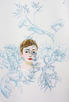 Plant Tattoo Anne Siems