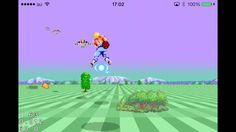 Homemade Space Harrier for iPhone
