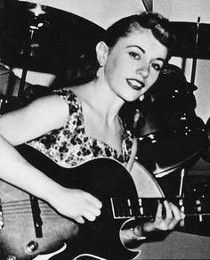 Carol Kaye (aka The First Lady of Rock Guitar and Bass)