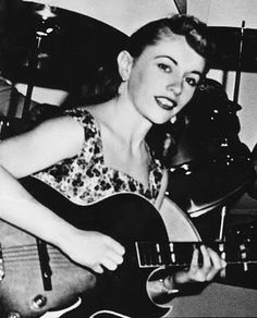 Carol Kaye (aka The First Lady of Rock Guitar and Bass), played bass for every Beach Boys song and created some of the most iconic bass lines in pop music history.
