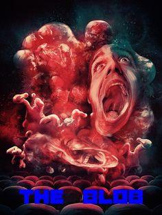Blob Movie Art find