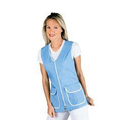 La casacca Marakaibo Isacco è realizzata in 65% cotone 35% poliestere 125gr/mq. Modello con zip, smanicato, con due tasche frontali.  Modello unisex. Taglie assortite. Colore Azzurro   http://www.luisabbigliamentoprofessionale.com/shop/abbigliamento-sanitario-ed-estetico/197-casacca-marakaibo-isacco.html