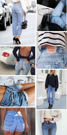 levis 501, levis 550, levis jeans, shorts, red label, trends
