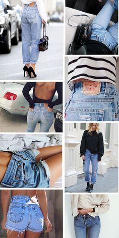 levis 501, levis 550, levis jeans, shorts, red label, trends