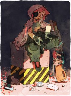 i just want to say thank you all for the feedbacks about the kickstarter about the chaud nem jump (and maybe for my own project). Comics Illustration, Illustrations, Character Illustration, Cartoon Drawings, Cute Drawings, Cyberpunk Character, Comic Panels, Character Design References, Manga