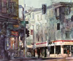 John Salminen | In Urban Light | Stremmel Gallery