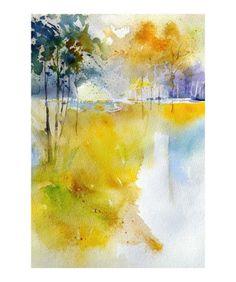 Pond ~ Pol Ledent