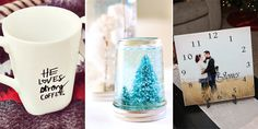 Here's a list of some of the most cute and creative Christmas gift ideas that won't break the bank and also won't take up too much of your precious time.