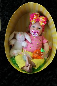 Reborn Baby Candy Kit. Click on picture to go to my website. My baby's sale for $250 plus shipping.