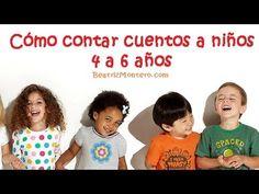 Cómo contar cuentos a niños de 4 a 6 años - Recursos educativos - YouTube