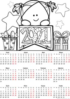 Adult Coloring, Coloring Pages, New Year's Crafts, Seasons, School, Cute, Christmas, Kids, Fictional Characters