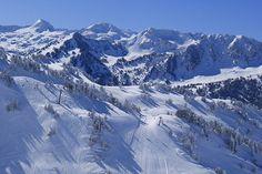 Estación de esquí Baqueira Beret con Viajart.com