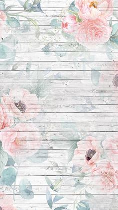 New Wallpaper Celular Flores Vintage Ideas Flower Background Wallpaper, Pastel Wallpaper, Flower Backgrounds, Wallpaper Backgrounds, Phone Backgrounds, Screen Wallpaper, Mobile Wallpaper, Cellphone Wallpaper, Iphone Wallpaper