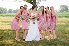 Virginia Country Church Wedding
