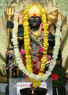 Shani dev is one of Navagrah in Hindu Astrology. Lord Shani Dev embodied in planet Shani - Saturn. Shani dev puja in Austria Vienna.