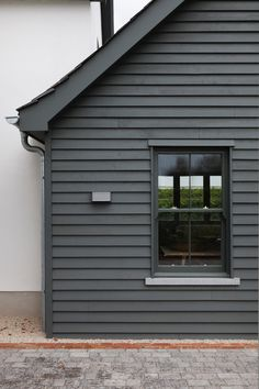 Idea, methods, including overview with regard to receiving the most effective end result and also creating the optimum usage of Exterior House Remodel Wooden Cladding Exterior, Café Exterior, House Cladding, Timber Cladding, Exterior Remodel, Exterior Design, House Siding, Weatherboard House, Home Exterior Makeover