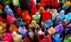 Color Splash in India