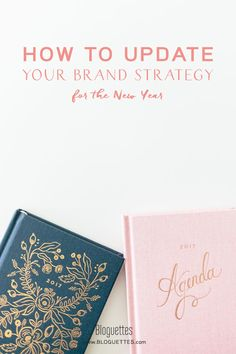 As Beyoncé would say, let me upgrade you   As you set your New Year goals for 2017, don't forget about your brand strategy! If you're an entrepreneur, blogger, or freelancer, updating your brand takes a little bit more than just clicking refresh  We're sharing 5 tips on how you can update your brand strategy for the New Year!
