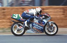 Luca Cadalora, Rothmans HRC-Honda NSR250, 1991 US 250cc