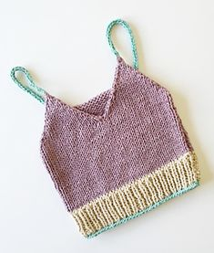 Ravelry: Aphrodite Crop Top pattern by Elise Lopez Informations About Aphrodite Crop Top Pin You can Diy Crop Top, Crop Tops, Crochet Crop Top, Knit Crochet, Tops Diy, Crop Top Pattern, Summer Knitting, Diy Clothes, Knitting Patterns Free