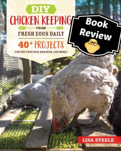 Urban Chickens, Meat Chickens, Raising Chickens, Backyard Poultry, Chickens Backyard, Diy Chicken Coop Plans, Chicken Coops, Pet Care, Book Review