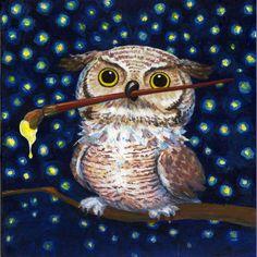 'Night Owls' by Isabella Kung