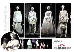 Malafacha #MBFWMx PV 2014 www.altoarmario.com