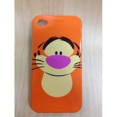 Amazon.com: Winnie the Pooh Tiger Case AT Iphone 4 only: Cell Phones & Accessories    For AMY
