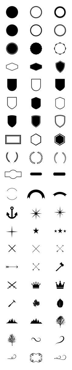#Logo Creation #Kit #PSD
