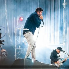 "juanmaralla: ""Deftones live at Santiago Gets Louder. 09.27.15 - Chile. Photo: Juan Maralla F. Copyrighted. All Rights Reserved. #deftones #music # metal #rock #chinomoreno #live #livemusic..."