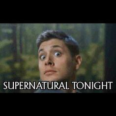 Woohoo!! :) lol the Jensen dramatic chipmunk reenactment is awesome