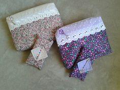 Kits nécessaire + porta lenço
