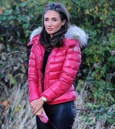 featuring @megan_mckenna_ #moncler #monclerfriends #puffer #puffa #pufferjacket #puffajacket #puffyjacket #downjacket #fur #hood #furhood #hooded #fashion #instafashion #fashionblogger #celebrity #celebritystyle #winter #winterfashion #cold #freezing #ootd #towie #theonlywayisessex #meganmckenna