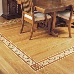28 Best Oshkosh Wood Medallions Images Floor Design