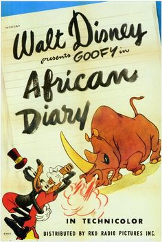 African Diary  – Disney