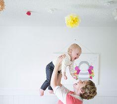 Three lessons I'm learning in this season of motherhood. #disneyside