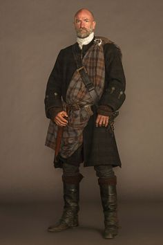 20 pictures of hunky Outlander star Graham McTavish - Scotland Now