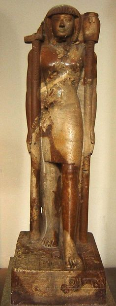 """*Prince Khaemweset (also translated as Khamwese, Khaemwese or Khaemwaset)  was the fourth son of Ramesses II, and the second son by his queen Isetnofret. He is by far the best known son of Ramesses II, and his contributions to Egyptian society were remembered for centuries after his death.  Khaemweset has been described as """"the first Egyptologist"""" due to his efforts in identifying and restoring historic buildings, tombs and temples.*"""