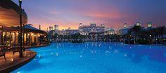 Al Qasr at Madinat Jumeirah http://ilovedubai.co/ #dubai #hotel #travel
