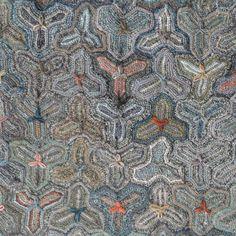 Sophie digard crochet écharpe détail