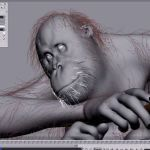 Making of CG Orangutan for SSE Commercial by The Mill