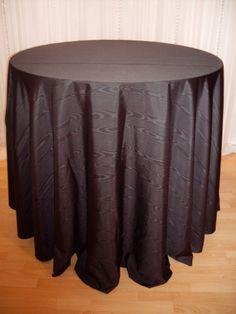 Moire linen #black #linen #chairdecor #linenfactory #event #finelinen