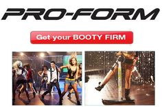 Enter to win a Pro-Form Booty Firm! This giveaway is open to the US. Giveaway will end on 7/11/12 at 12:01 AM EST.