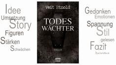 BücherKaffee: Rezension || Todeswächter | Veit Etzold