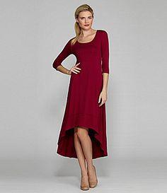 Kensie Hi-Low Maxi Dress | Dillards.com